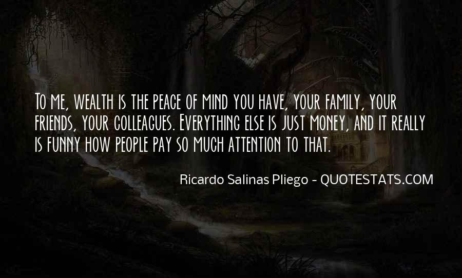 Family Wealth Quotes #1018694