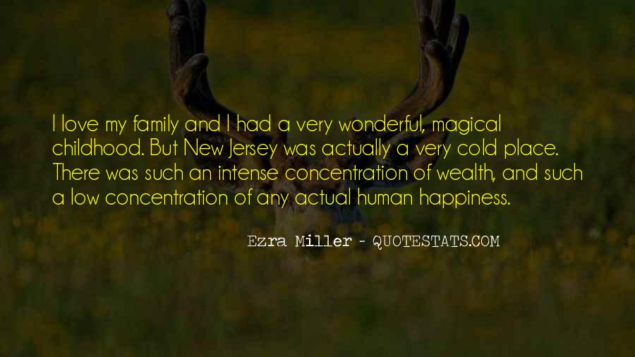 Family Wealth Quotes #1029539