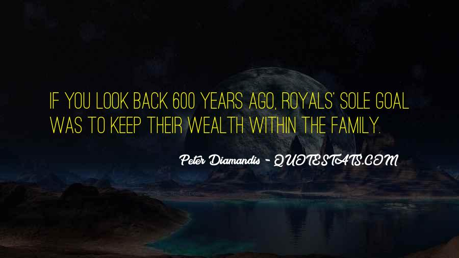 Family Wealth Quotes #1183903
