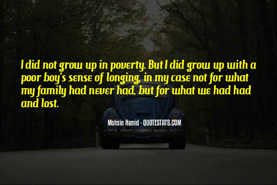 Family Wealth Quotes #1272297