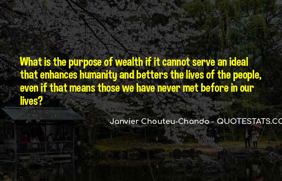 Family Wealth Quotes #1381389