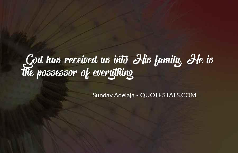 Family Wealth Quotes #1638526