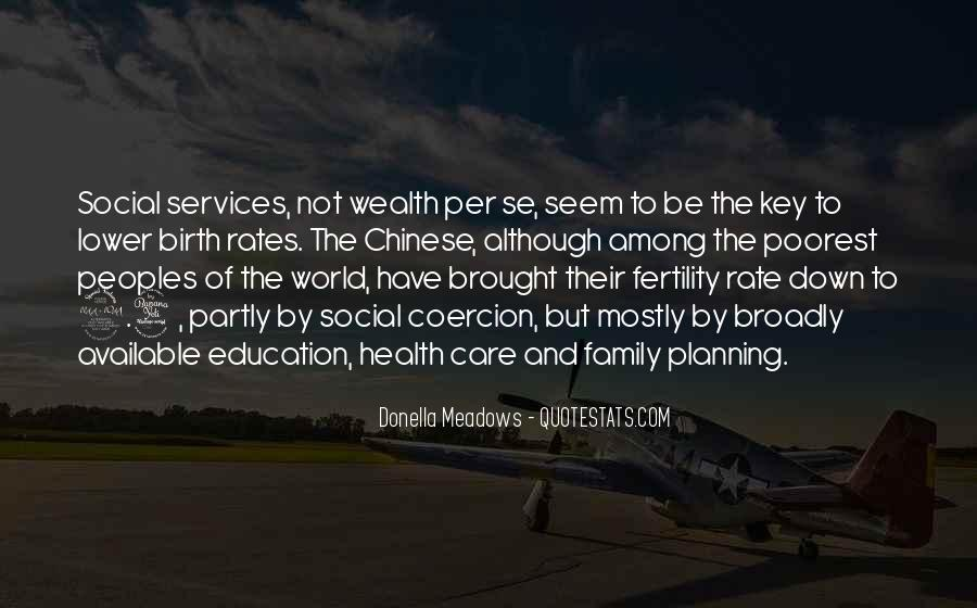 Family Wealth Quotes #421726
