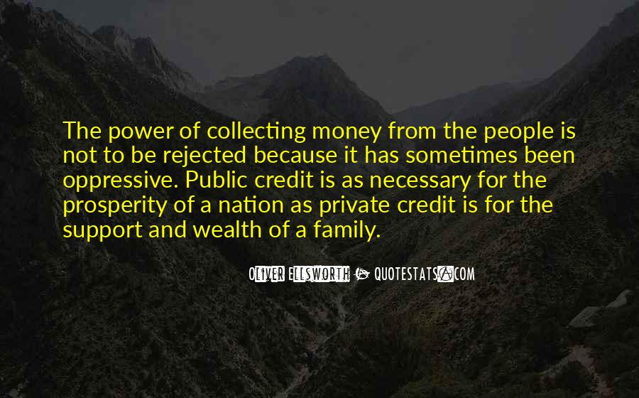 Family Wealth Quotes #591495