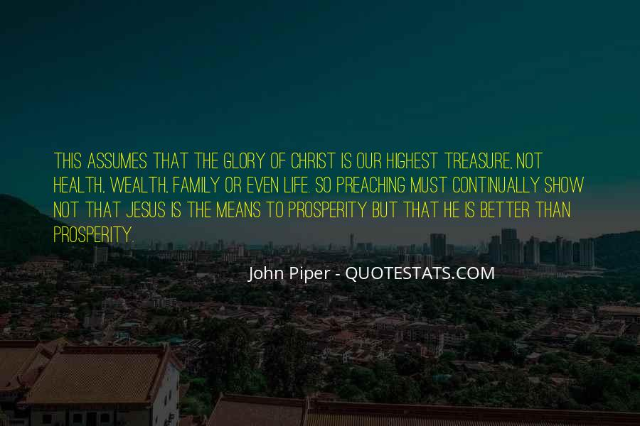 Family Wealth Quotes #718319