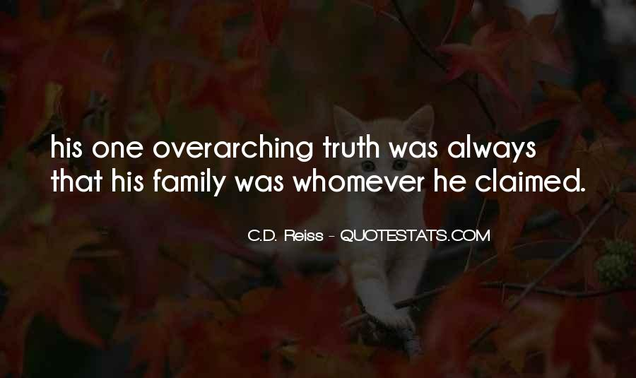 Family Will Always There Quotes #13119