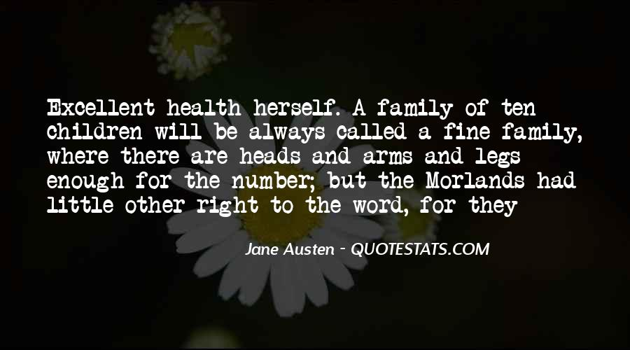 Family Will Always There Quotes #1513163