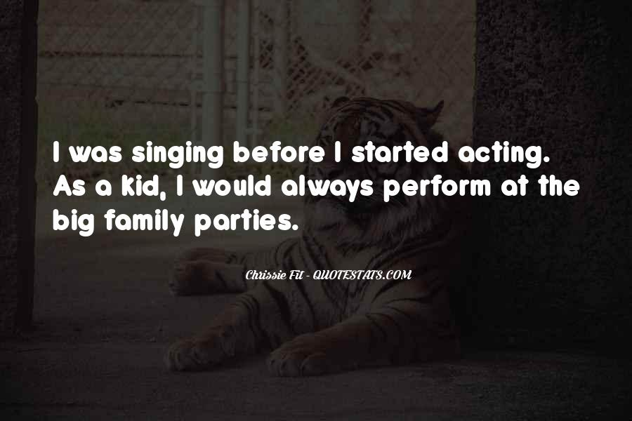 Family Will Always There Quotes #28887