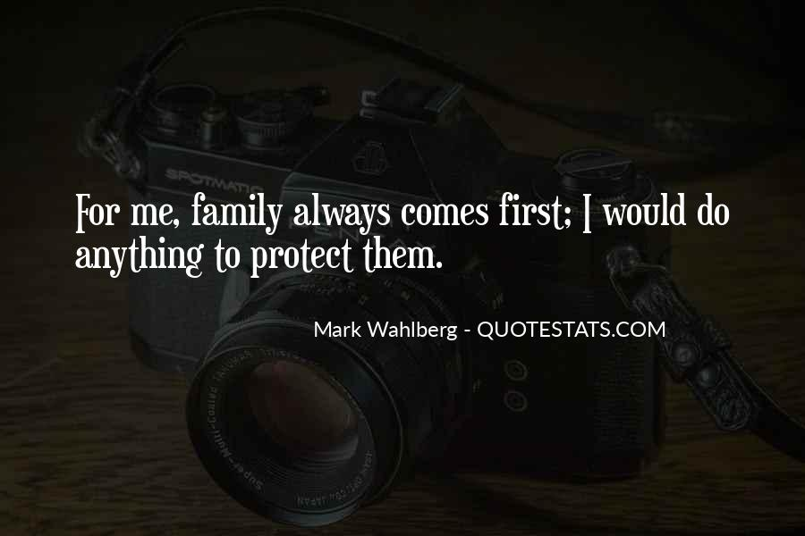 Family Will Always There Quotes #58679