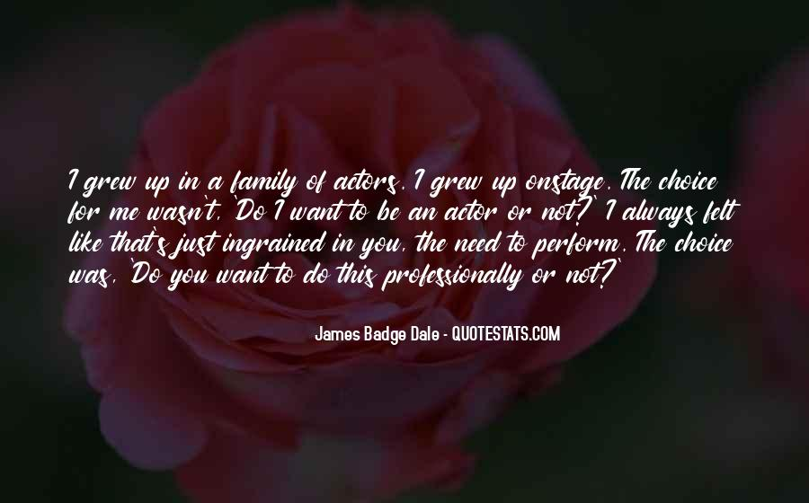 Family Will Always There Quotes #6195