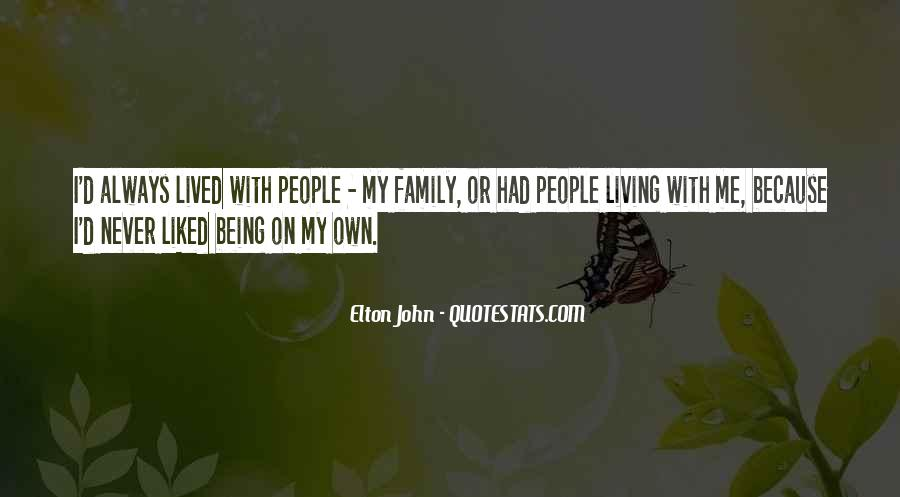 Family Will Always There Quotes #64743