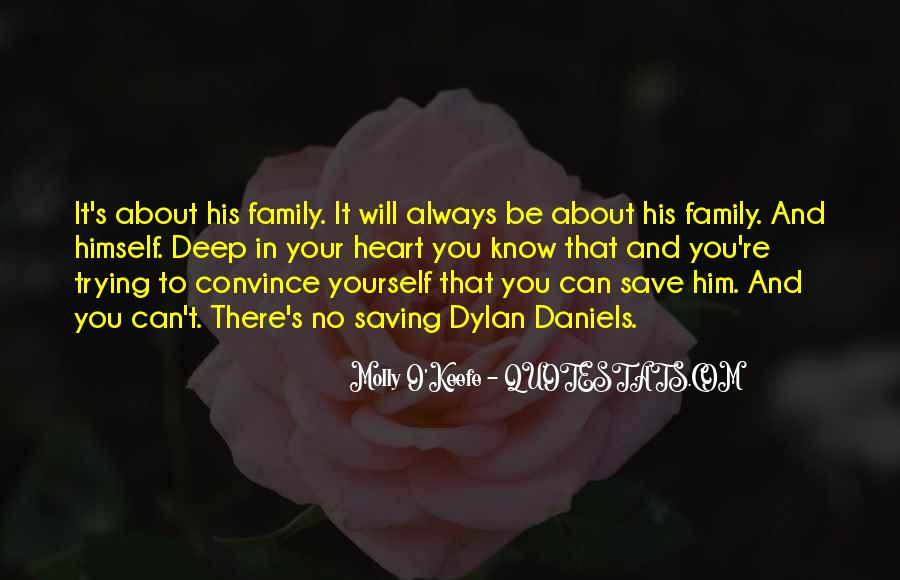 Family Will Always There Quotes #772834