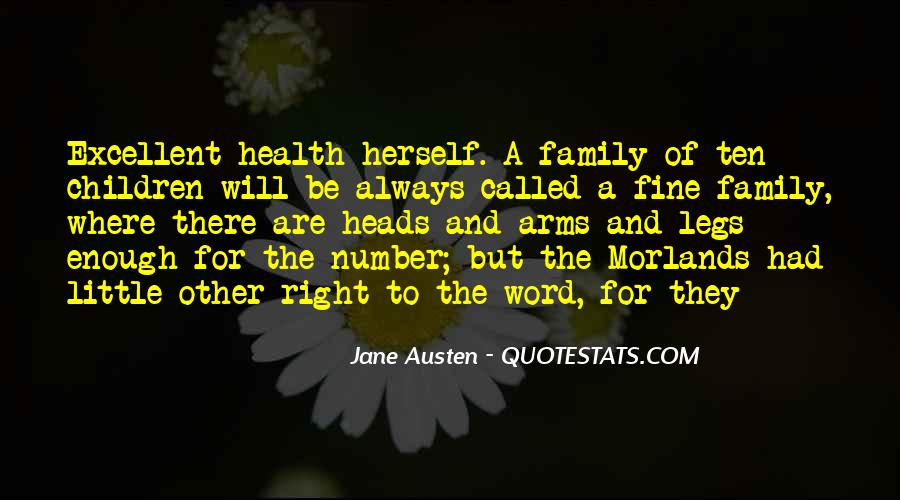 Family Will Be There Quotes #1513163