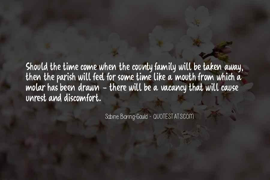 Family Will Be There Quotes #1789028