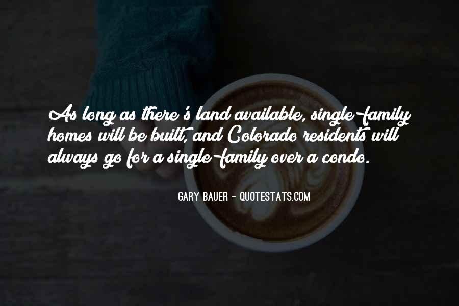 Family Will Be There Quotes #799866