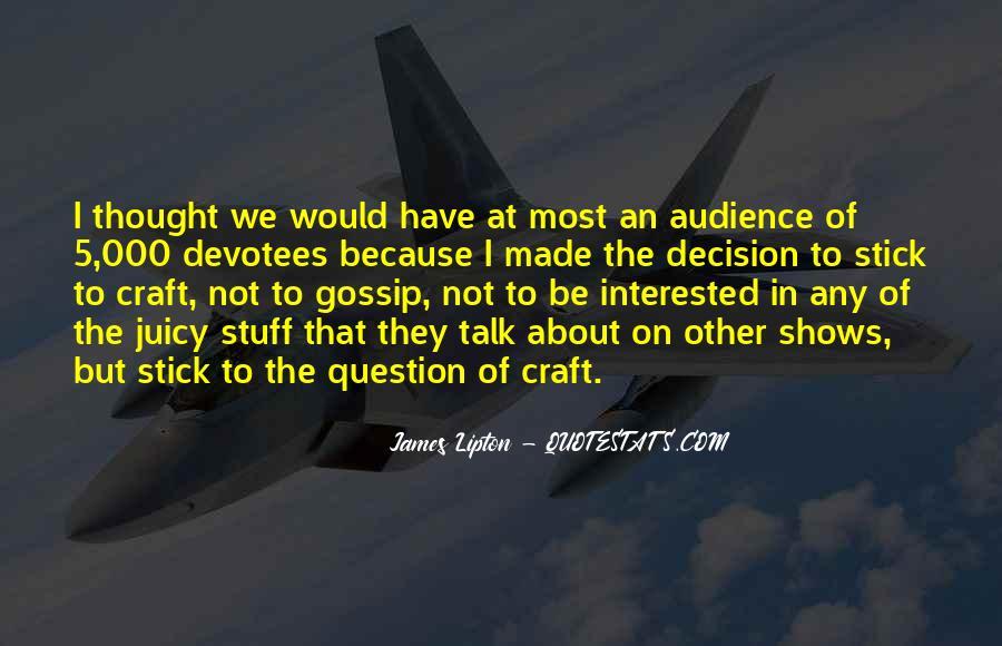 Famous Apostrophe Quotes #677082