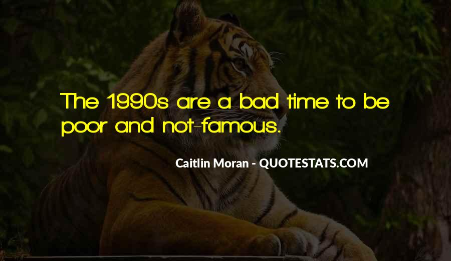 Famous Bad Quotes #1145636
