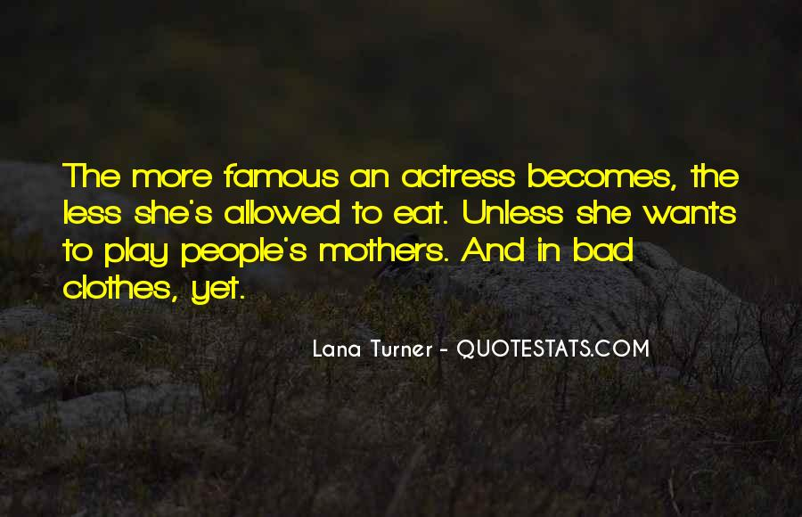 Famous Bad Quotes #1243254