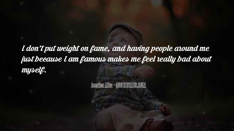 Famous Bad Quotes #1747167