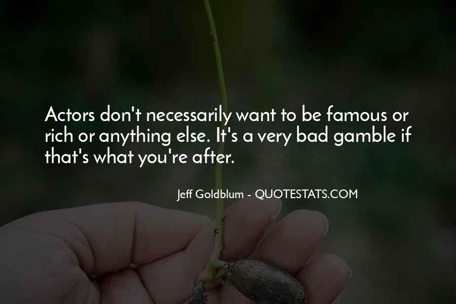 Famous Bad Quotes #196965