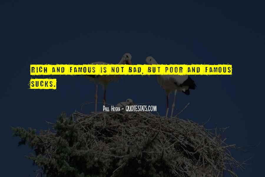 Famous Bad Quotes #413274