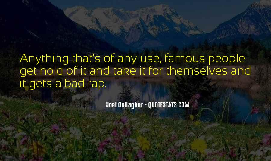 Famous Bad Quotes #914248