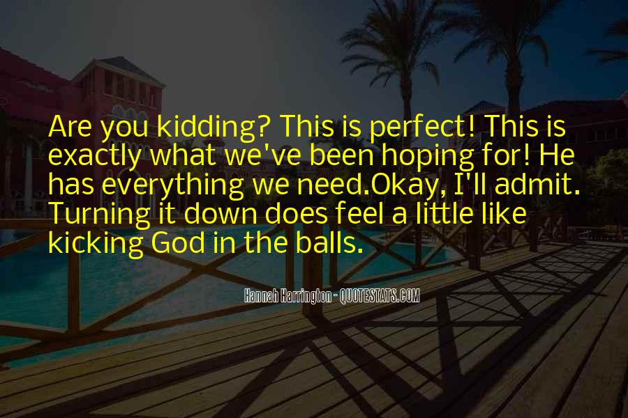 Quotes About Hoping In God #1139277