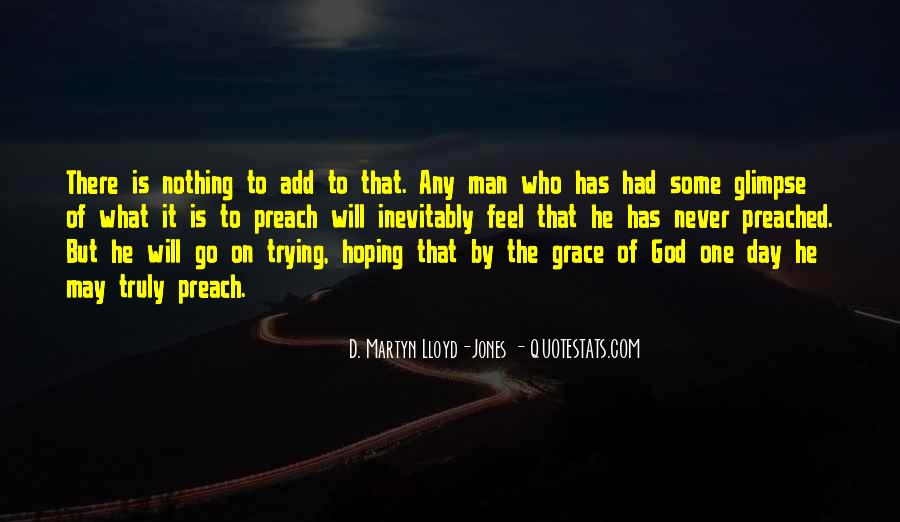 Quotes About Hoping In God #279593
