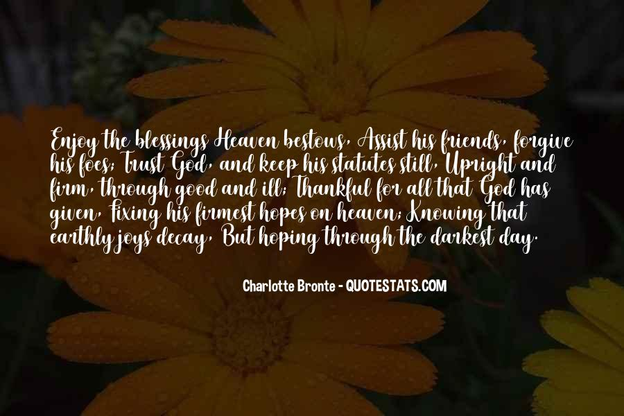 Quotes About Hoping In God #51218