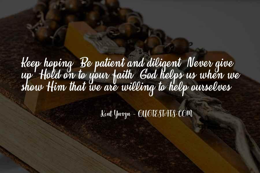 Quotes About Hoping In God #858832