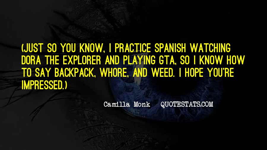 Quotes About Hope In Spanish #543353