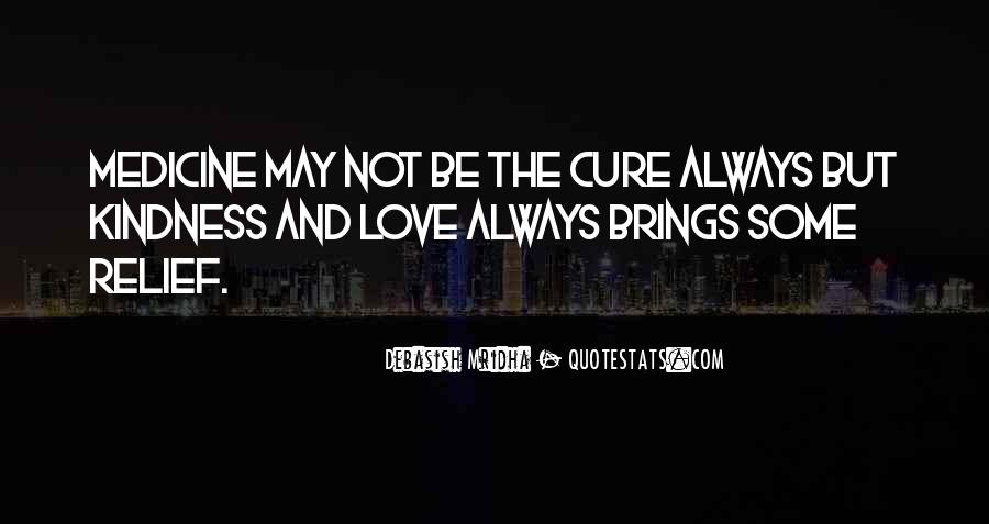 Quotes About Hope For A Cure #1468636
