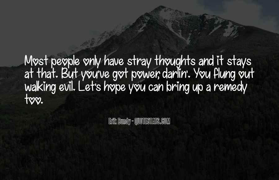 Quotes About Hope For A Cure #1797288