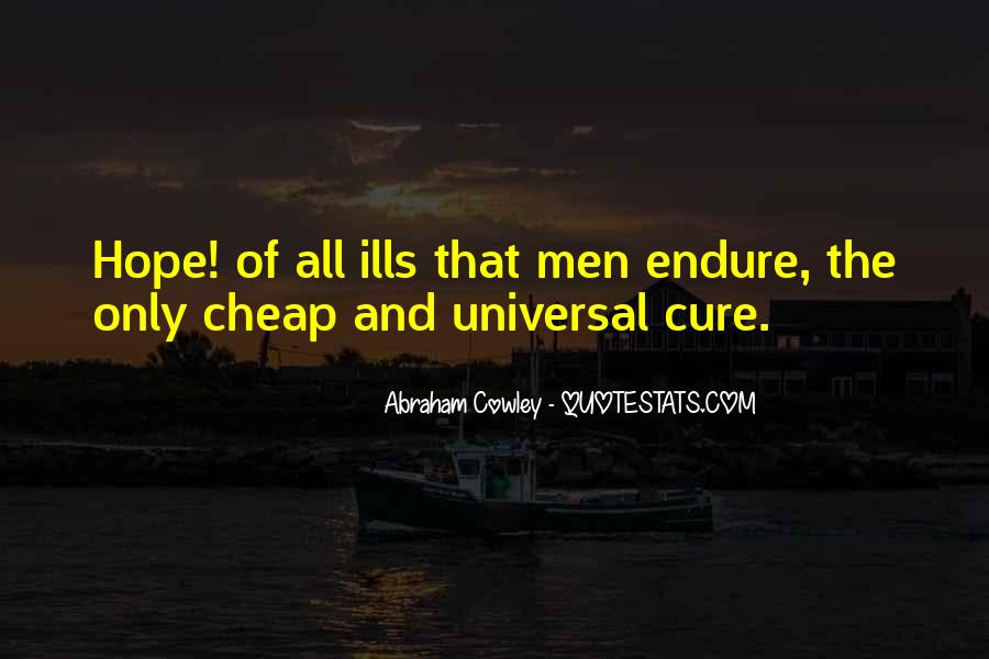 Quotes About Hope For A Cure #543747
