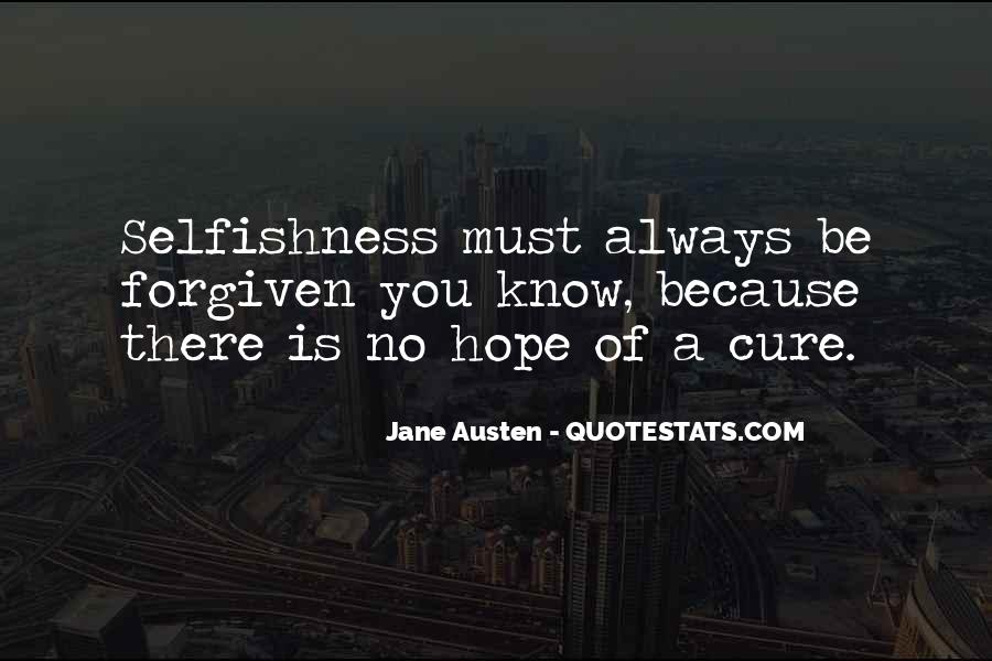 Quotes About Hope For A Cure #626922