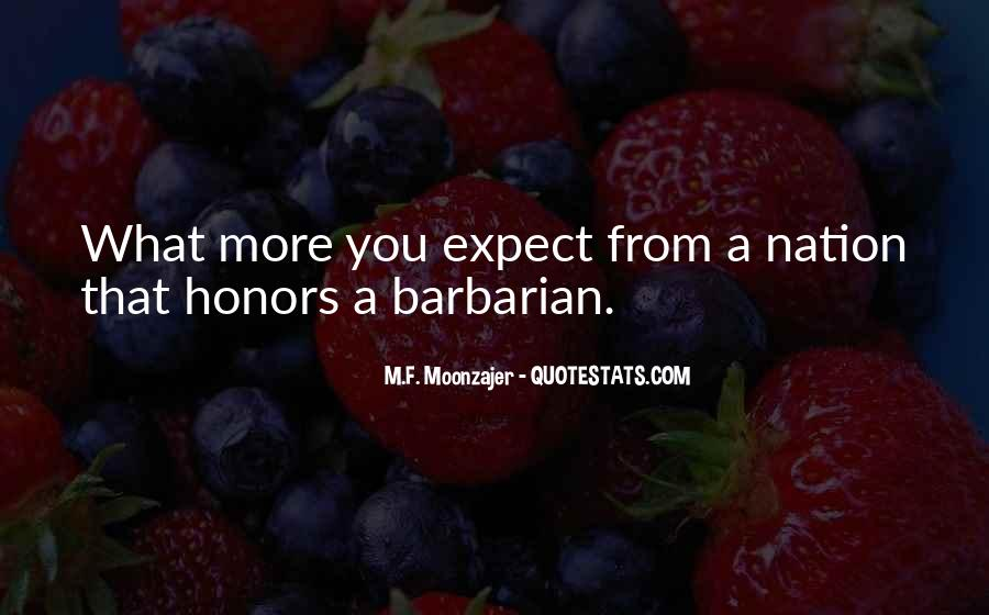 Quotes About Honors #457138