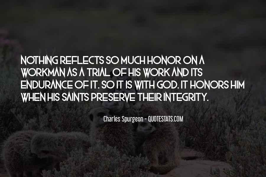 Quotes About Honors #662404