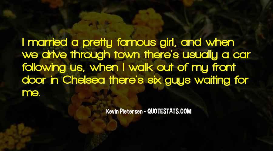 Famous Chelsea Quotes #1256033