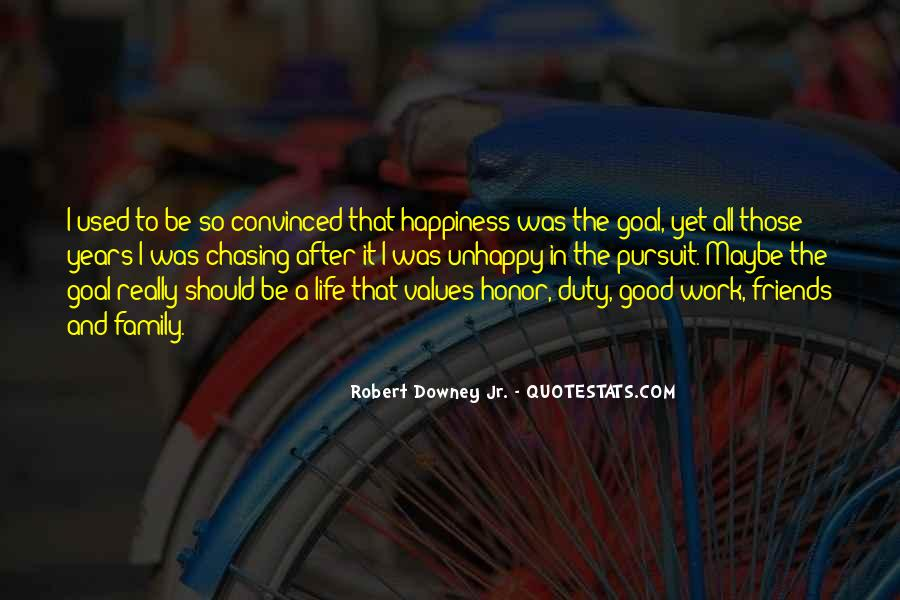 Quotes About Honor And Duty #1785963