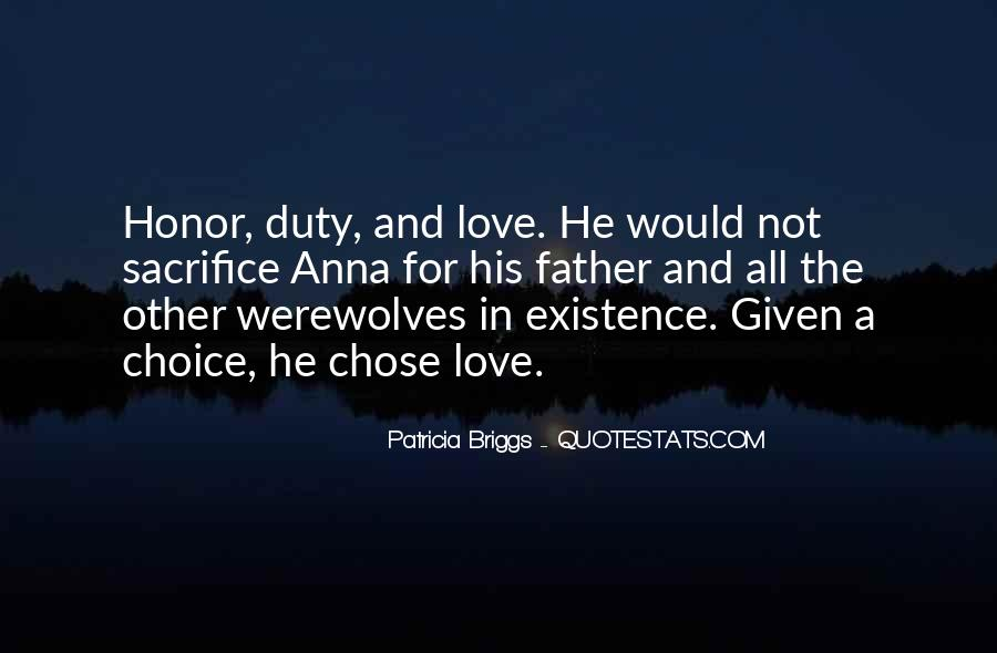 Quotes About Honor And Duty #375224