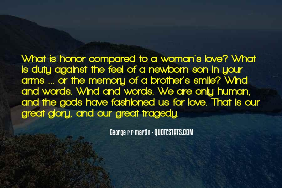 Quotes About Honor And Duty #674069