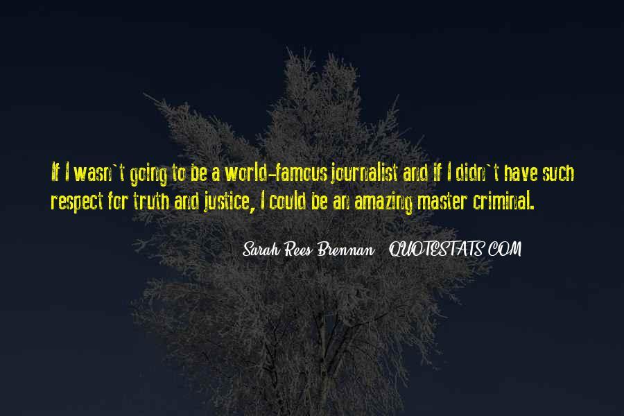 Famous Criminal Quotes #1729798