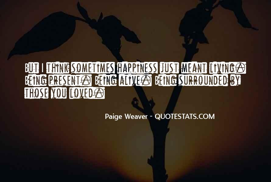 Famous Deep And Meaningful Quotes #1047591