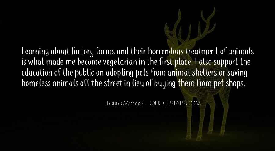 Quotes About Homeless Pets #664933