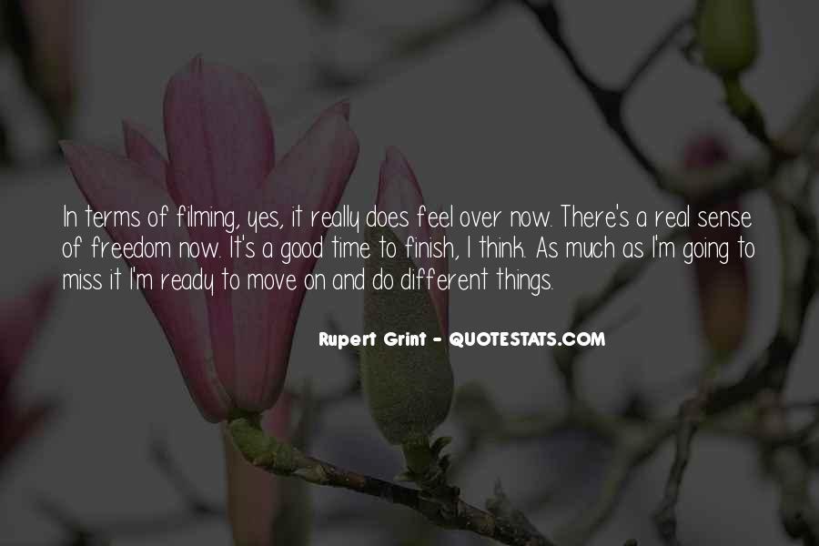 Famous Film Ending Quotes #1032792
