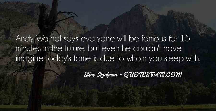 Famous Future Quotes #1211060