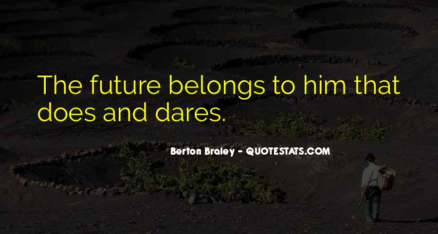 Famous Future Quotes #1288401