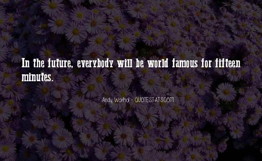 Famous Future Quotes #1727300
