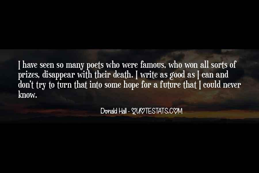 Famous Future Quotes #900316