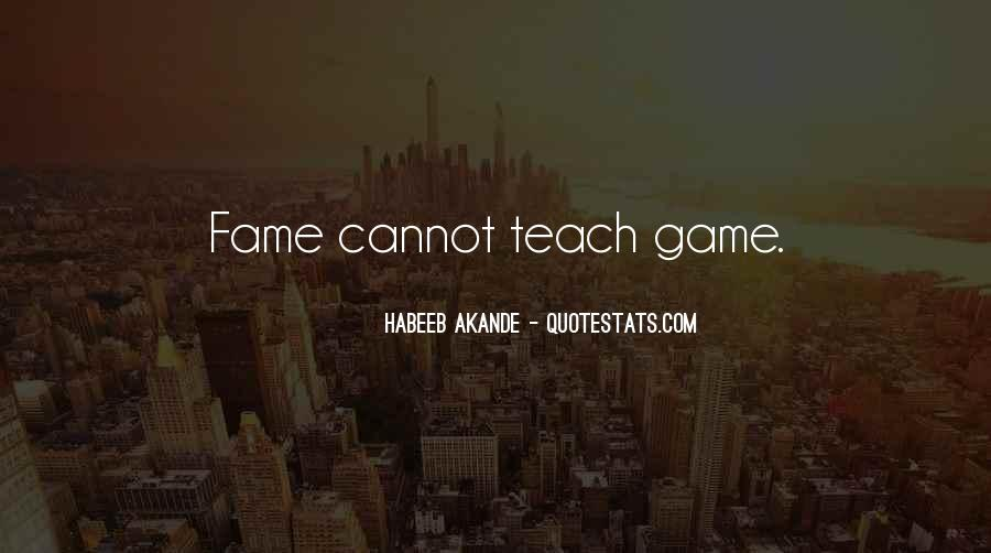 Famous Game Over Quotes #1119363